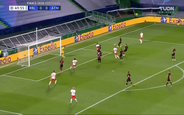 Video Olmo Scores After Fine Rb Leipzig Team Move Vs Atletico
