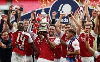 Arsenal Win All Seven Of Their Last Seven Fa Cup Finals