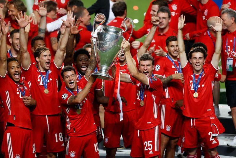 (Video) Bayern Munich team hilariously make star show off ...