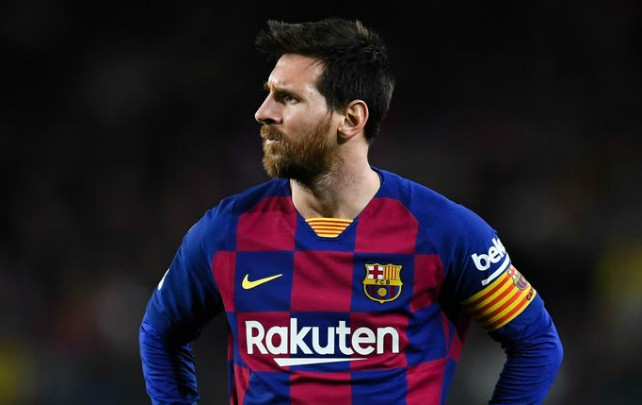Lionel Messi Man City transfer expected after Barcelona CL exit