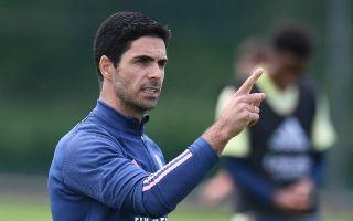 mikel arteta pointing training | Últimas Noticias Futbol Mundial