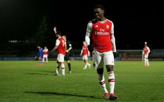 Arsenal Fans React To Starting Xi Vs Rapid Vienna