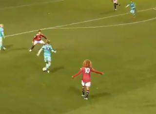 Video Woodburn Goal As Hannibal Mejbri Dispossessed