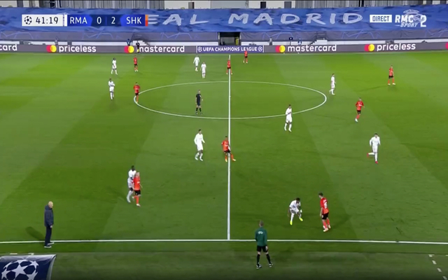 Video: Shakhtar make it 3-0 vs Real Madrid after fine goal