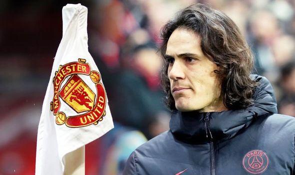 Edinson Cavani to Manchester United transfer praised