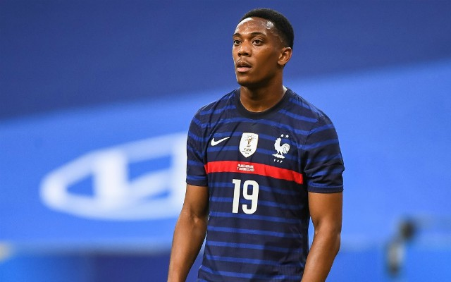 Man Utd's Anthony Martial victim of blackmail