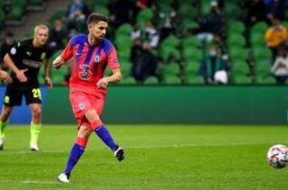 Video Jorginho Penalty Chelsea Vs Crystal Palace