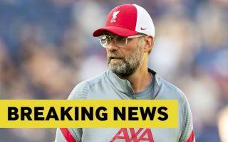 Liverpool Transfer News 2020/21
