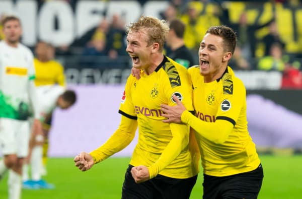 Lazio have Borussia Dortmund and Arsenal midfielders on summer wish-list