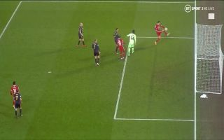 Jones bags for Liverpool with outside-foot finish vs Ajax