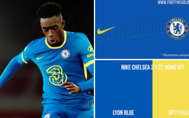 Image Chelsea 2020 21 Home Kit Leaked And Visualised