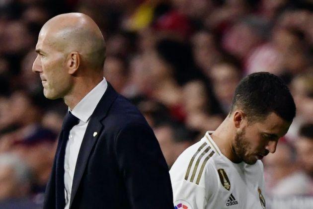 Zinedine Zidane finally tells Real Madrid fans when he will leave the club, causing heartbreak.