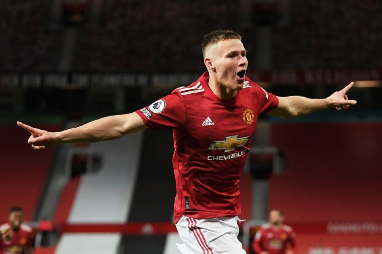 mctominay goals vs leeds