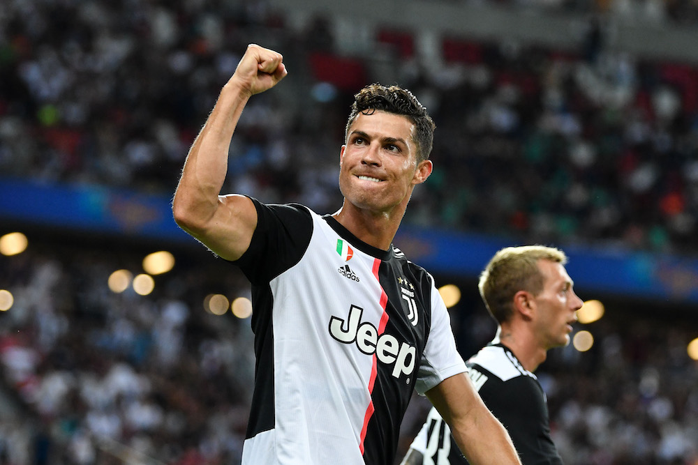 Cristiano Ronaldo wants Man United star to join him at Juventus - CaughtOffside
