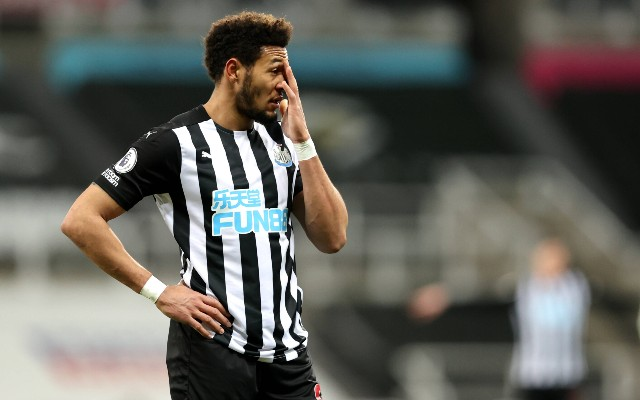 Pundit urges Spurs to make shock move for struggling Newcastle star who always shines against them