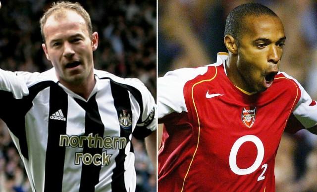 Shearer Henry Rooney ahead of Aguero says Bent