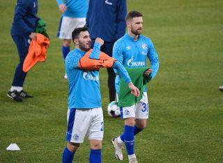 Mustafi and Sead Kolasinac for Schalke -