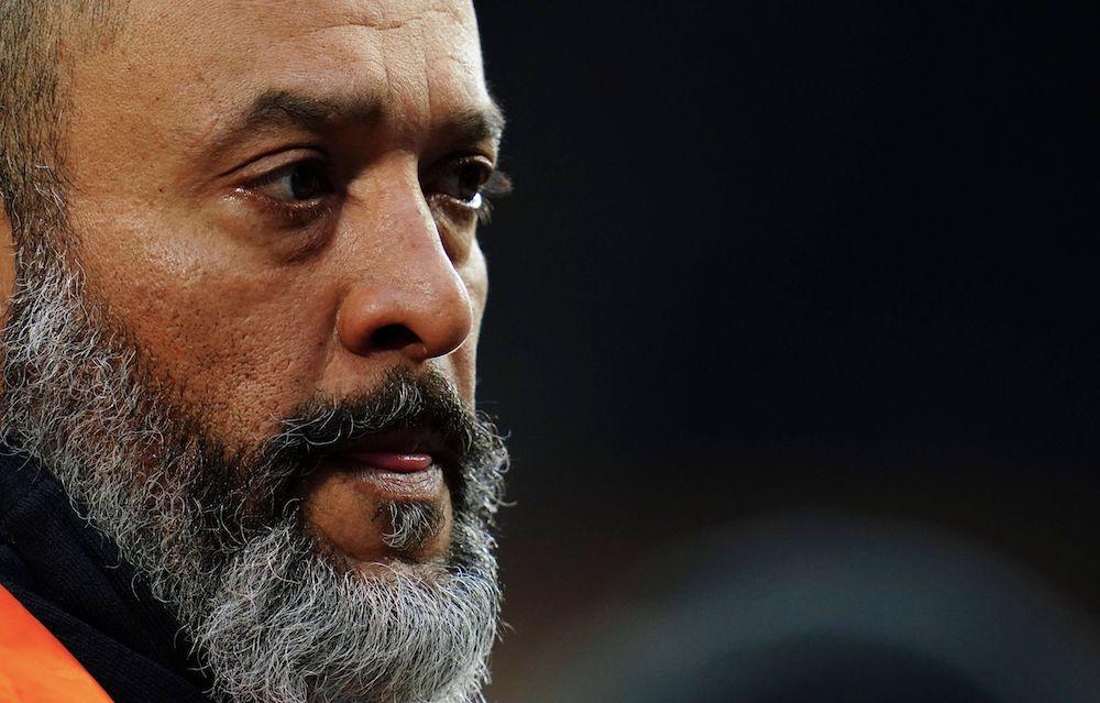 Wolves Nuno Espirito Santo Admired By Tottenham Hotspur Hierarchy
