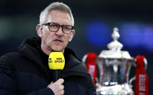Gary Lineker BBC Sport FA Cup