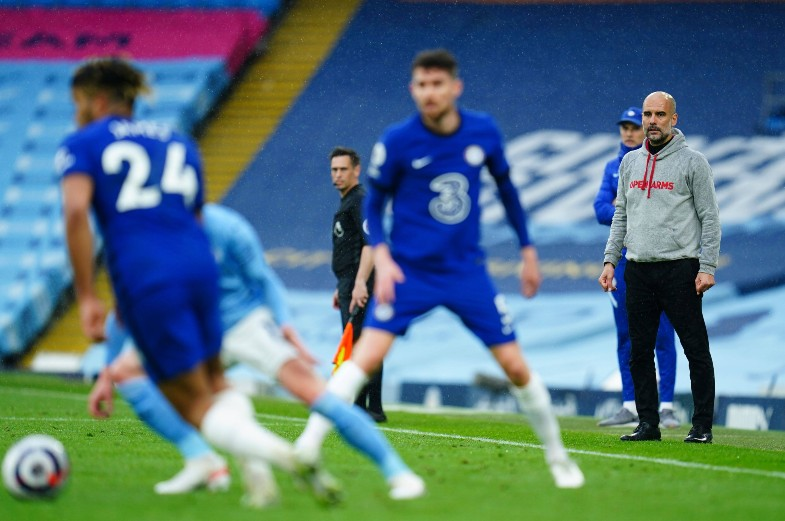 Man City 1-2 Chelsea FC