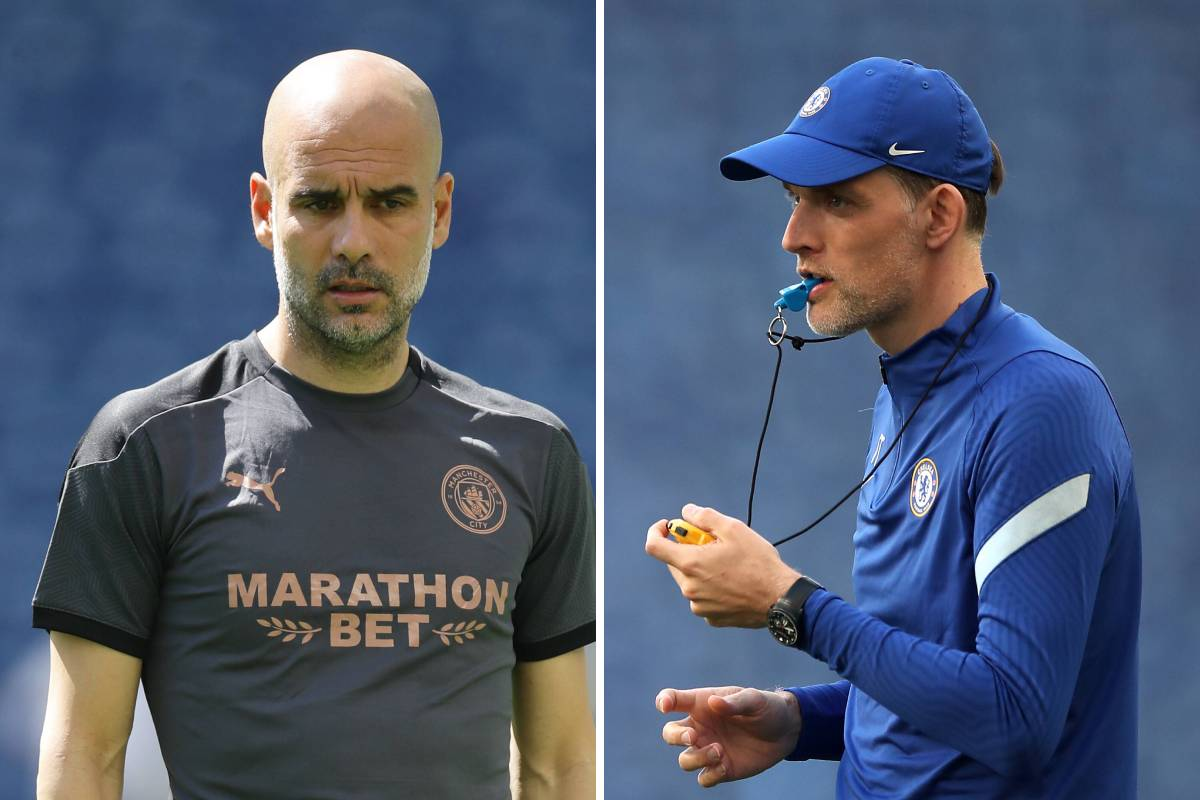 Manchester City v Chelsea: Likely starting XIs for ...