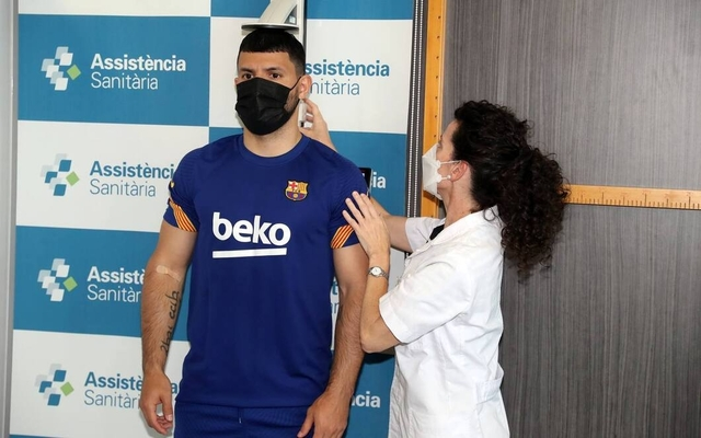 Official: Barcelona announce signing of Sergio Aguero on two-year contract