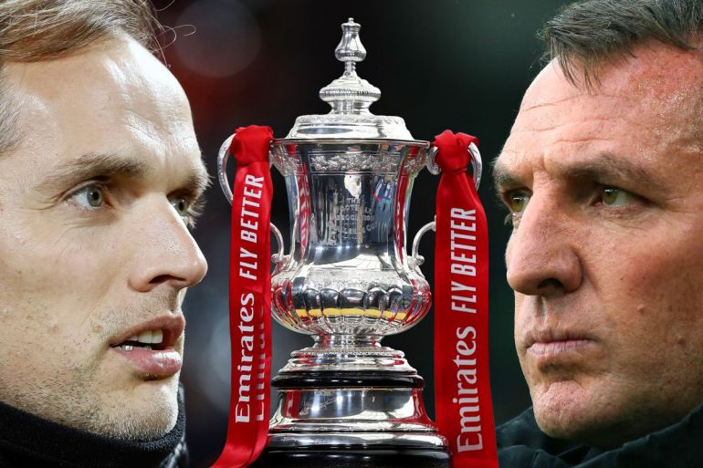 FA Cup final: Chelsea v Leicester full injury report