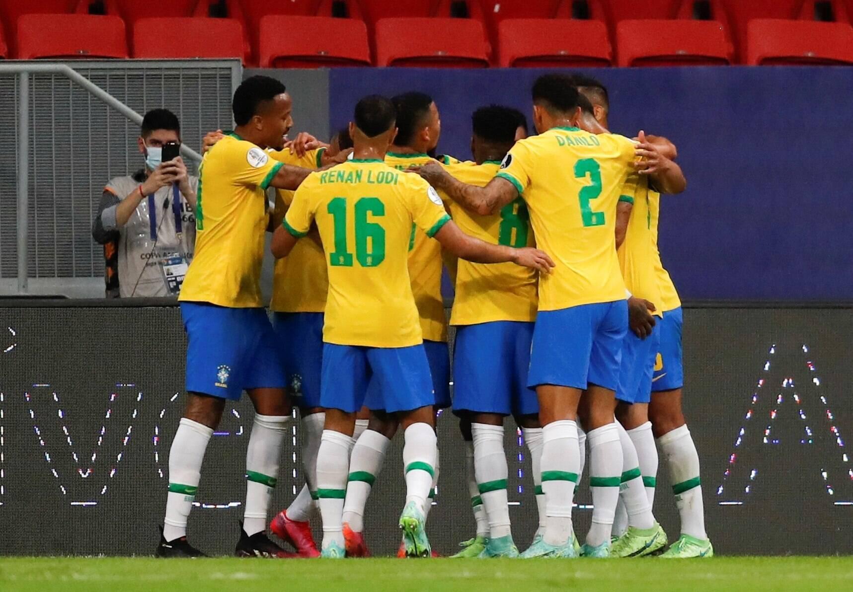 Video: Neymar sets up Gabigol for Brazil's third goal against Venezuela