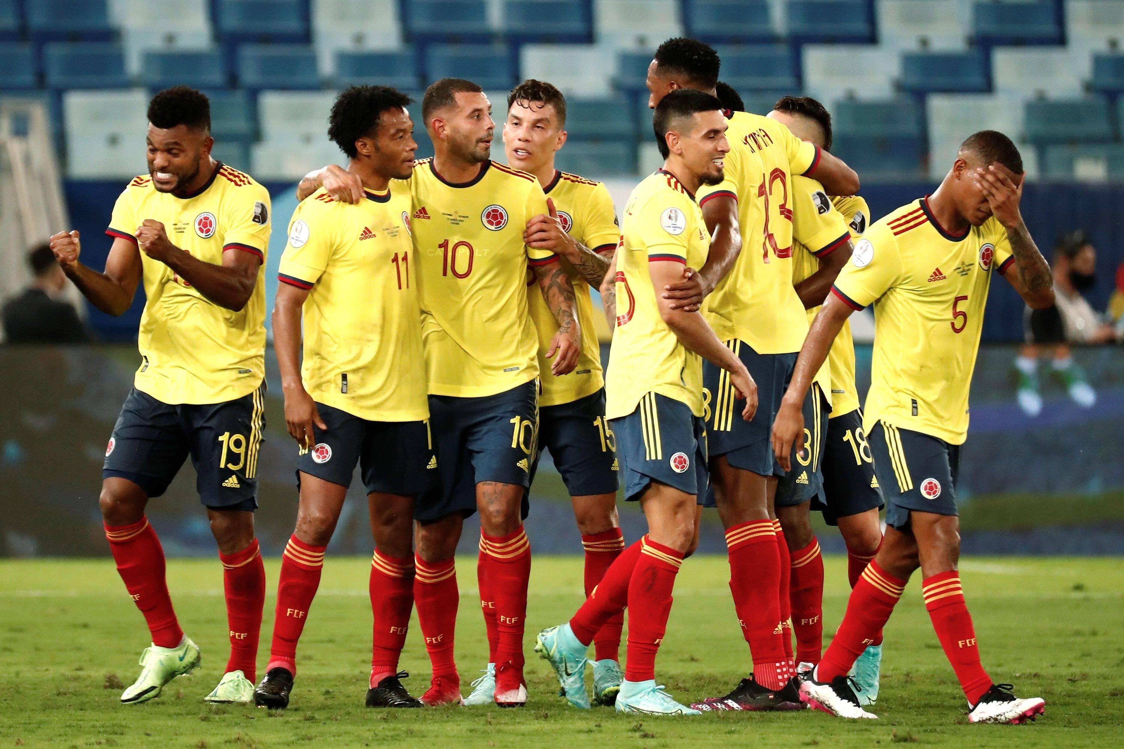 Juventus Juan Cuadrado opens up about Colombia's 1-0 victory over Ecuador to kick off Copa
