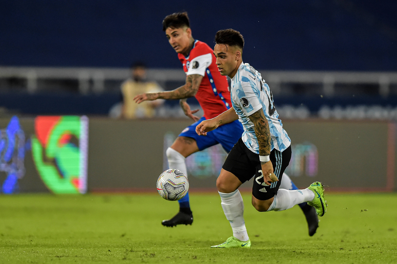 Argentina manager Lionel Scaloni defends Inter Milan Lautaro Martínez for subpar performance