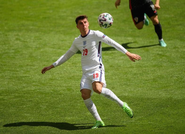 Mason Mount England Croatia Euro 2020