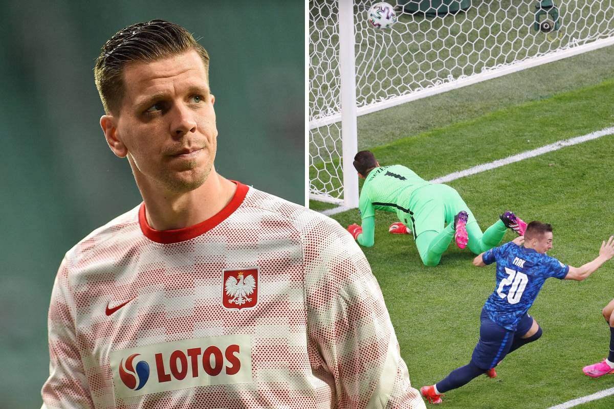 Wojciech Szczesny's incredible four-tournament opening day hoodoo – two clangers, an injury and
