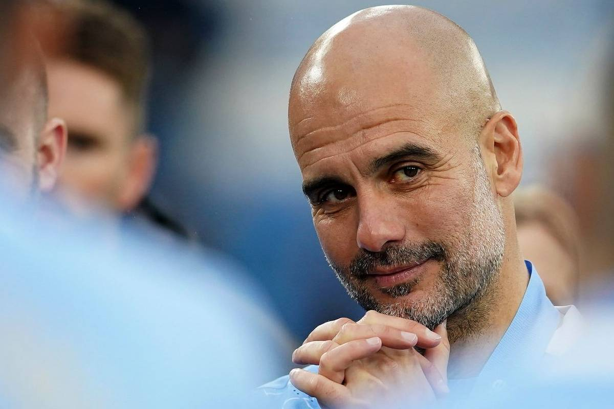 Man City star has never spoken to Guardiola despite signing for the club two years ago