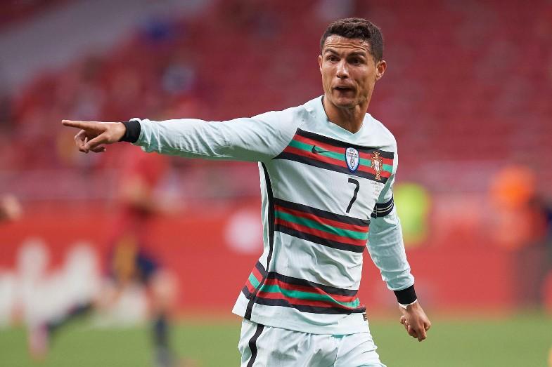 Ronaldo 7 Portugal national team