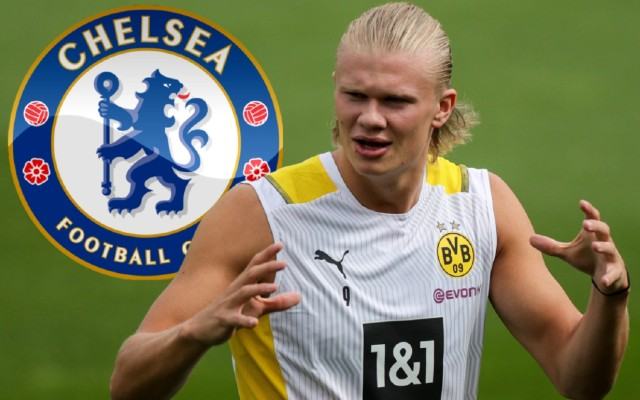Potential disaster looming for Chelsea as Haaland tipped to make Liverpool switch