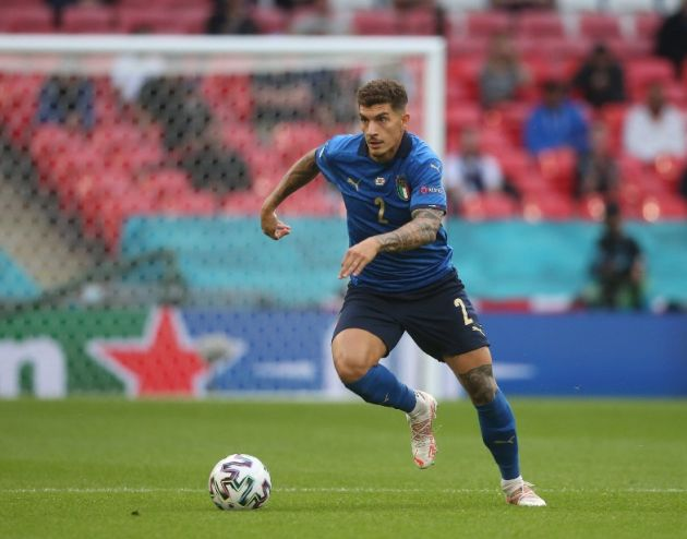 Giovanni Di Lorenzo's agent breaks silence on Man United transfer links