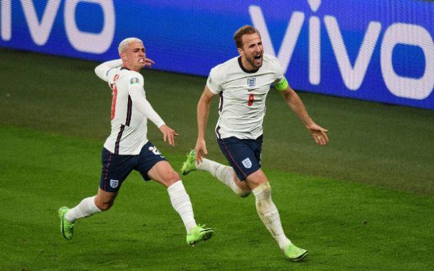 Foden Kane England Denmark