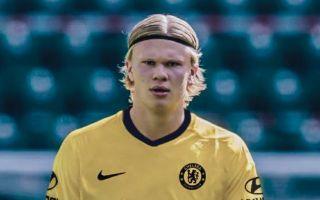 Haaland Chelsea yellow kit | Últimas Noticias Futbol Mundial