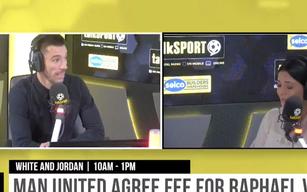 Video: 'Outstanding' – Pundit can't believe Man United will sign fantastic Varane for less than