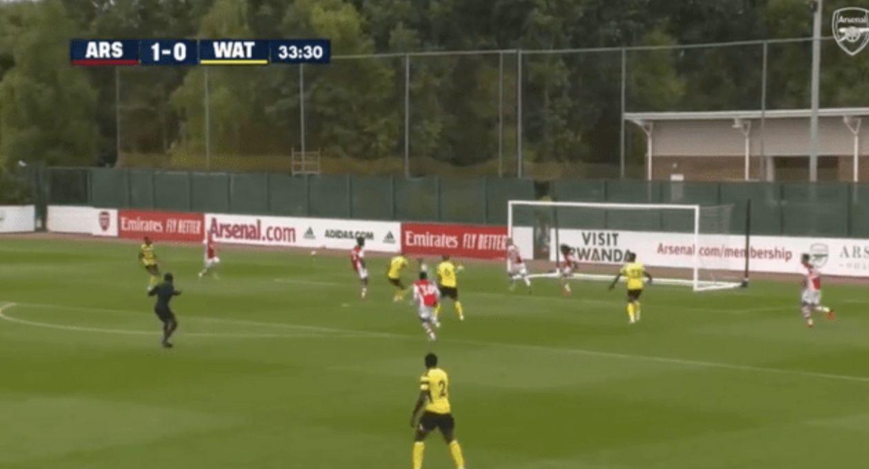 Video: Elneny mistake sees Watford grab an equaliser against Arsenal in pre-season friendly