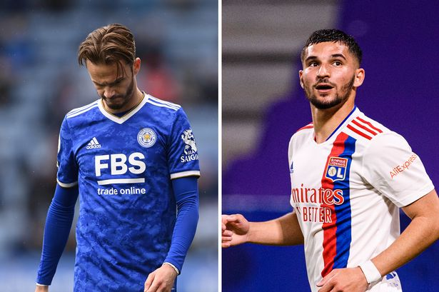 Arsenal considering Aouar Maddison Neves Sanches transfers