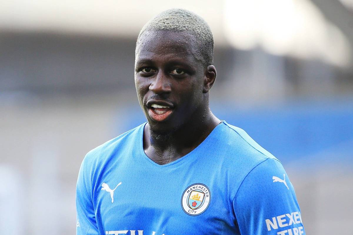 Manchester City's Benjamin Mendy removed from FIFA 22