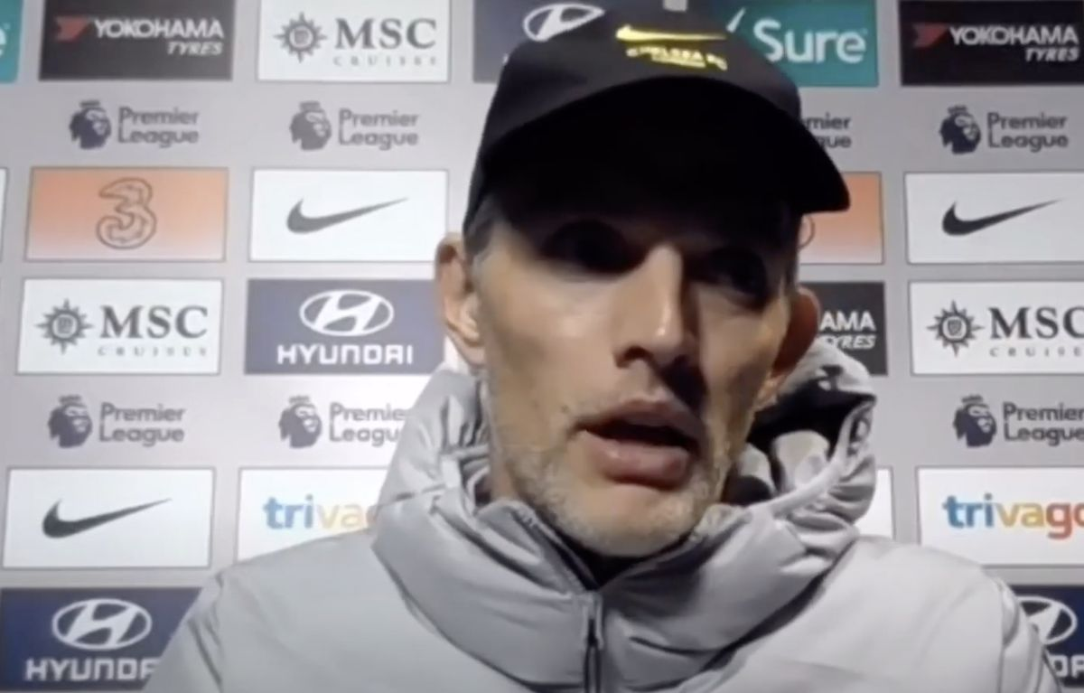 "(Video) ""He's a top player!"" Thomas Tuchel heaps praise on hattrick hero Mount"