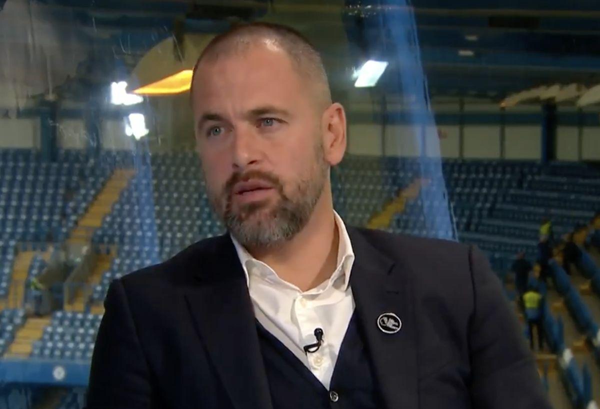 (Video) Joe Cole baffled by fans who don't appreciate Chelsea midfielder